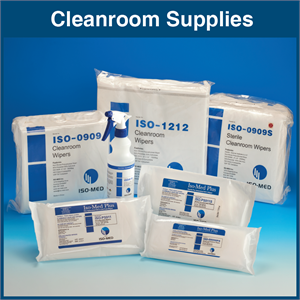 The Medi-Dose Group (Medi-Dose / EPS / Vu-Pak) - Cleanroom Supplies