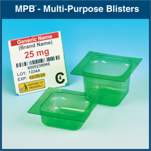 MPB - Multi-Purpose Blister