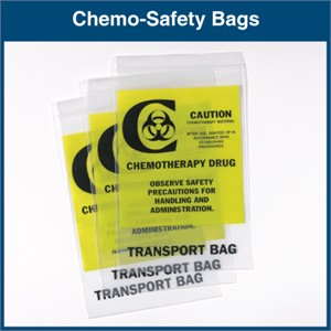 Chemo-Safety Transport Bag