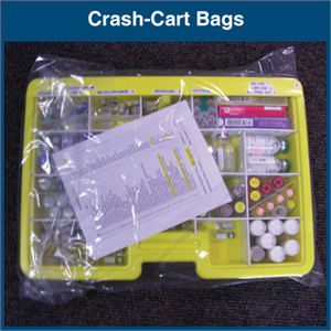 Crash-Cart Bags