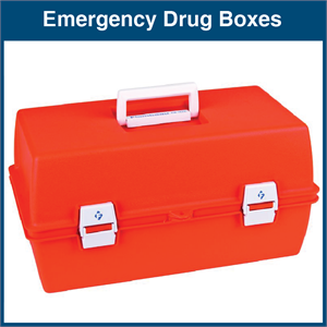 Emergency Drug Boxes