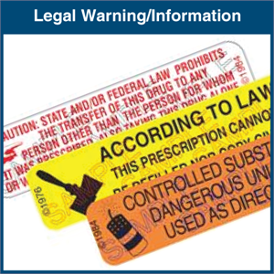 Legal Warning/Information