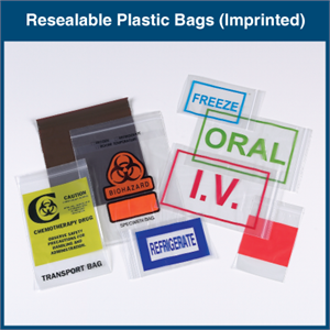 Resealable Plastic Bags