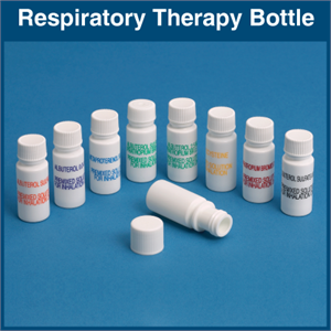 Respiratory Therapy Bottle