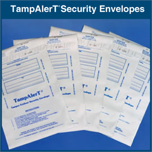 TampAlerT Security Envelope