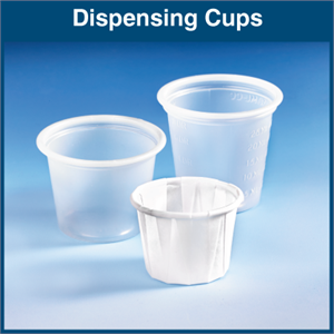Dosage/Dispensing Cups