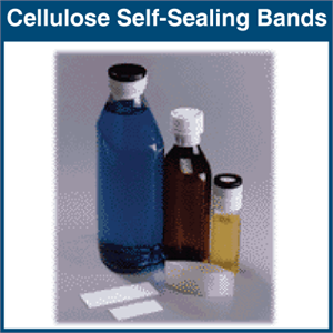 Cellulose Self-Sealing Bands