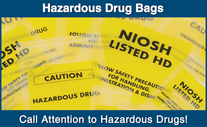 Hazardous Drug Bags