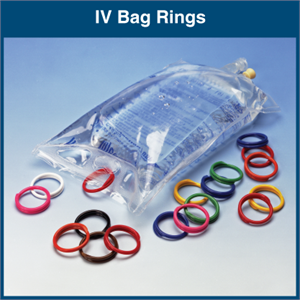 IV Bag Rings