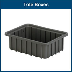 Tote Boxes and Accessories