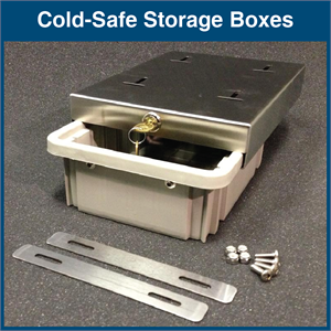Cold-Safe Storage Boxes